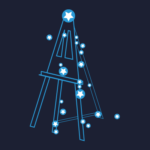 Artist's Easel constellation (Pictor)