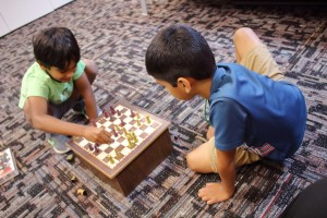 Chess will help students develop logical problem-solving skills
